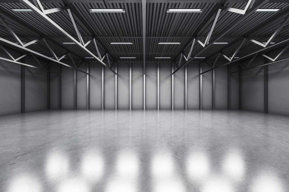 Großraumgaragen durch modernen Hallenbau realisieren