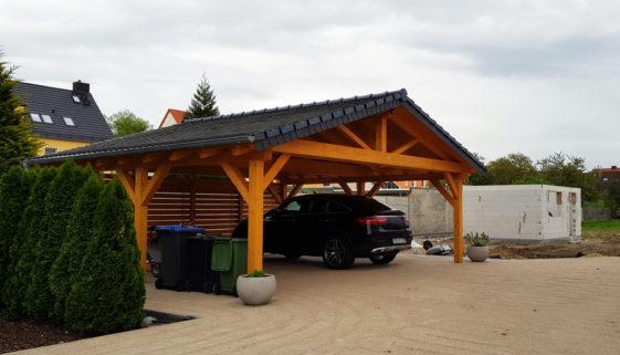 Carports: Die beliebte Alternative zur Garage