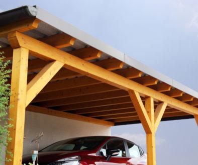 Carports: Die preiswerte Alternative zur Garage
