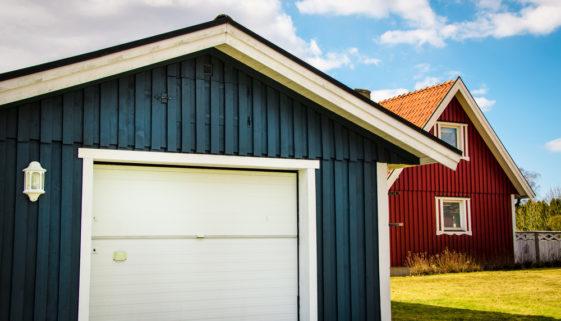 """Holzgarage: Kostengünstig, attraktiv und schnell """"bezugsfertig"""""""