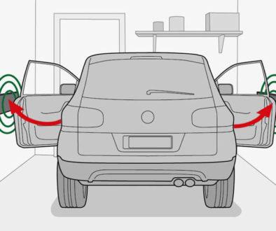 Türschutz für die Garage – so schützen Sie Ihre Autotür vor Schäden